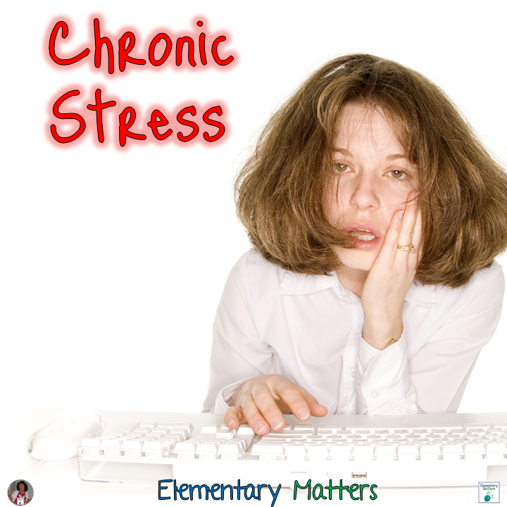 Stress Test Dangers: Elementary Matters: Help! Teaching Is Stressful