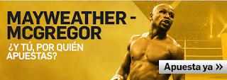 Betfair Supercuota combate Mayweather vs McGregor todos los usuarios