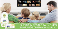 Logo Chilly ''Intimamente donna'': per te fino a 6 mesi gratis di grande cinema a casa tua! Premio certo