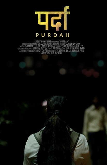 Purdah 2019 Hindi 720p WEB HDRip 400Mb x265 HEVC