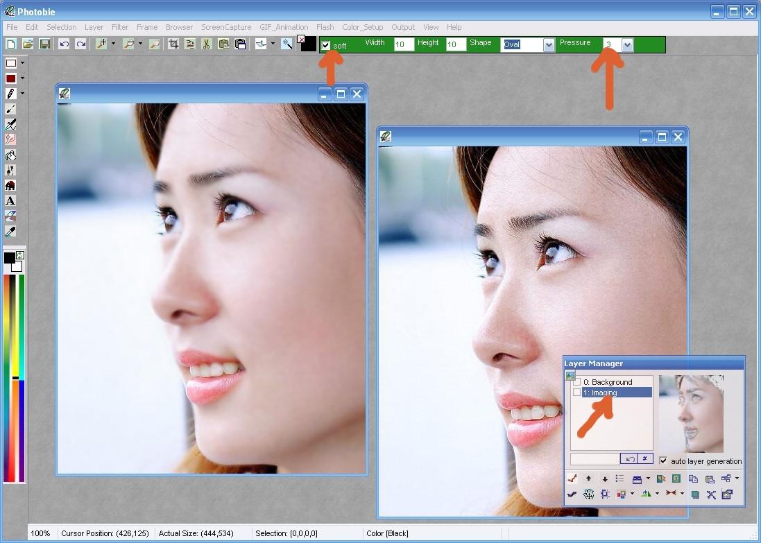 Cara Edit Foto - Memperbaiki Warna Dengan Photoshop CS3