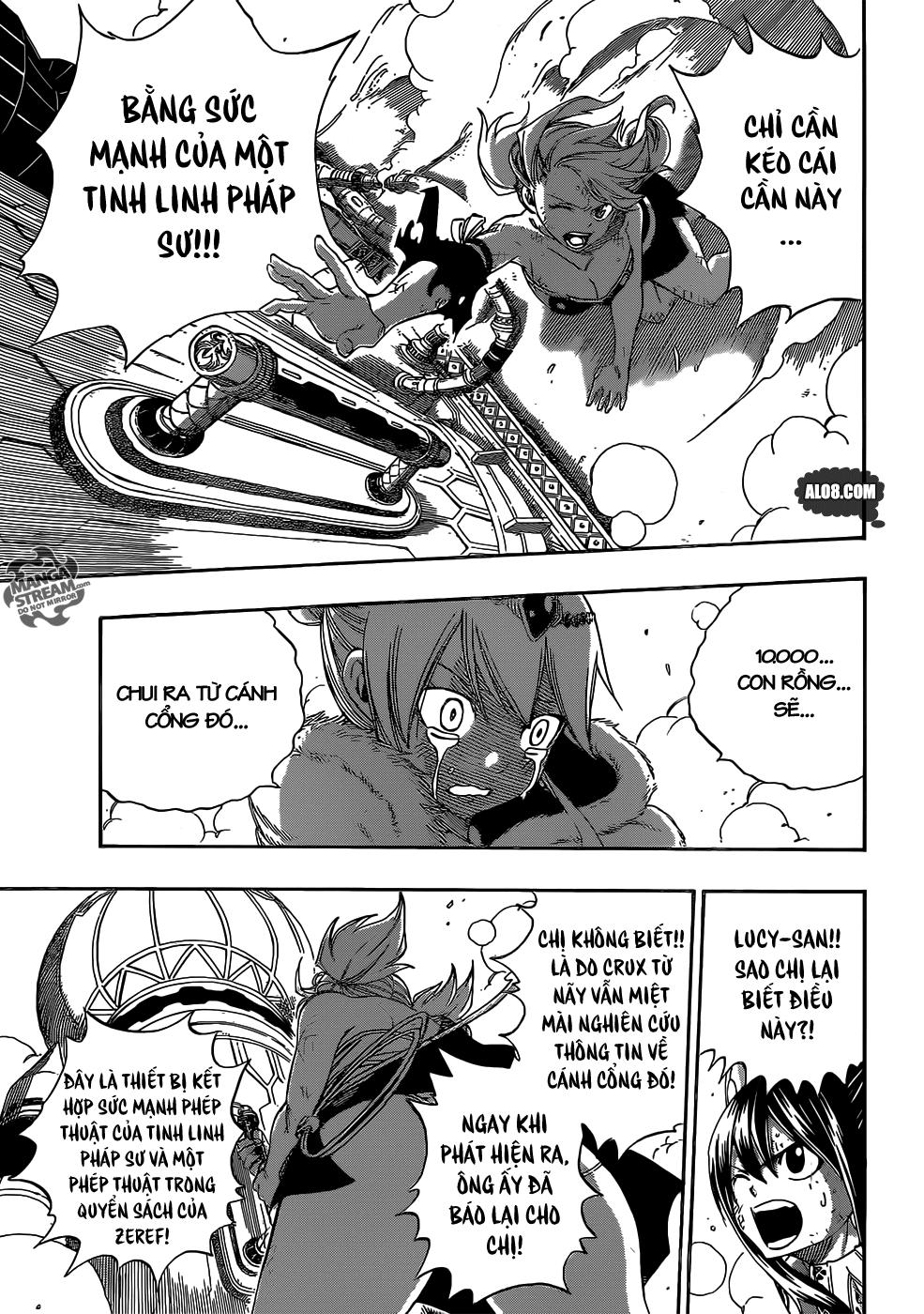 Fairy Tail chap 327 trang 13