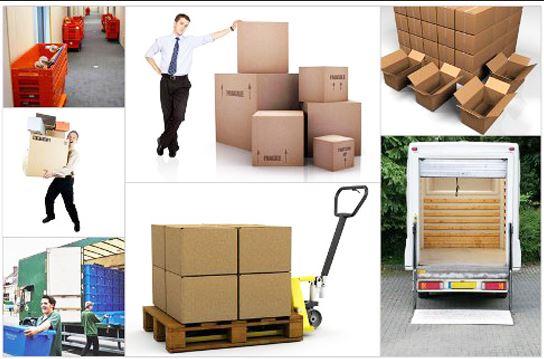 sắp xếp đồ đạc cần vận chuyển để tiết kiệm thời gian