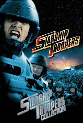 Starship Troopers Colección DVD R1 NTSC Latino