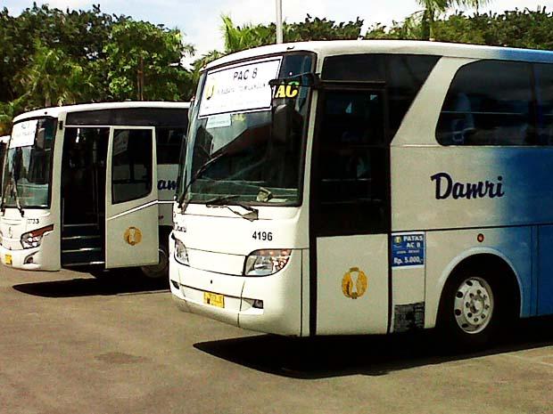 Ilustrasi Bis Damri. Foto : SwaraPangandaran.. http://swarapangandaran.com/pemkab-garut-apresiasi-kehadiran-bus-pangandaran-cianjur/