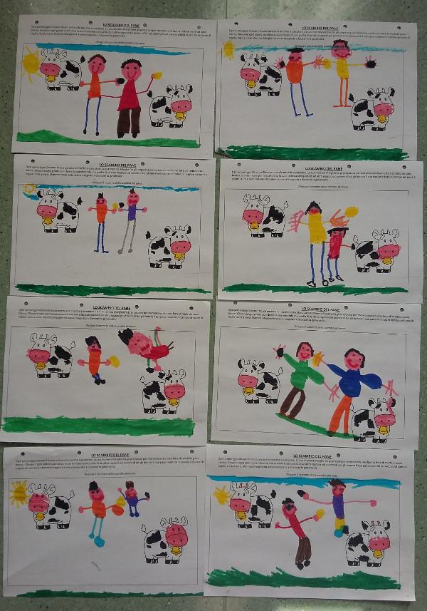 Scuola materna don bosco belluno gennaio