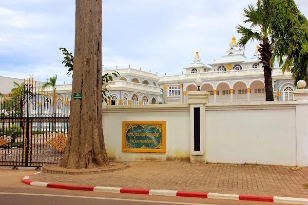 Palais Présidentiel - Vientiane