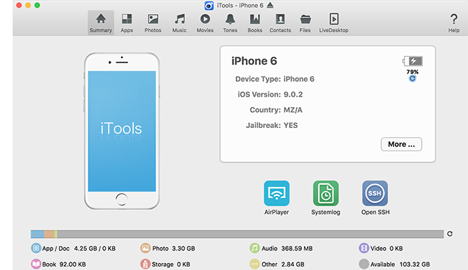 Download iTools iOS 11 2 6 | Download iTools iOS 11 2 6
