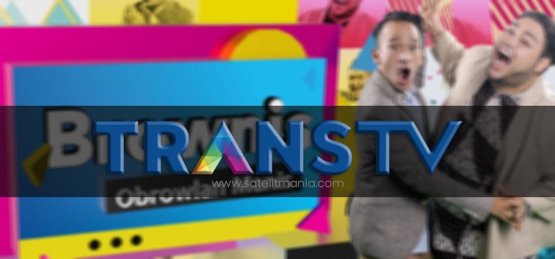 Frekuensi Terbaru 2017 Channel Trans TV di Satelit Telkom 3S