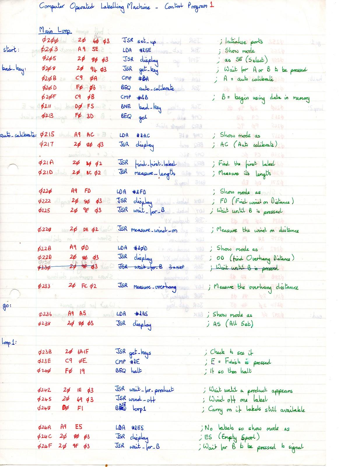 John Graham-Cumming: How I coded in 1985
