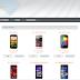 Free Download Source Code Website Penjualan Handphone (E-Commerce)