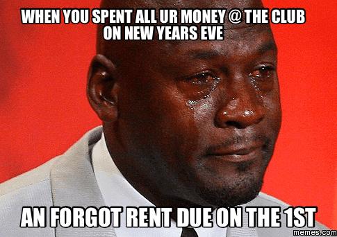 Funny New Year Meme 2019