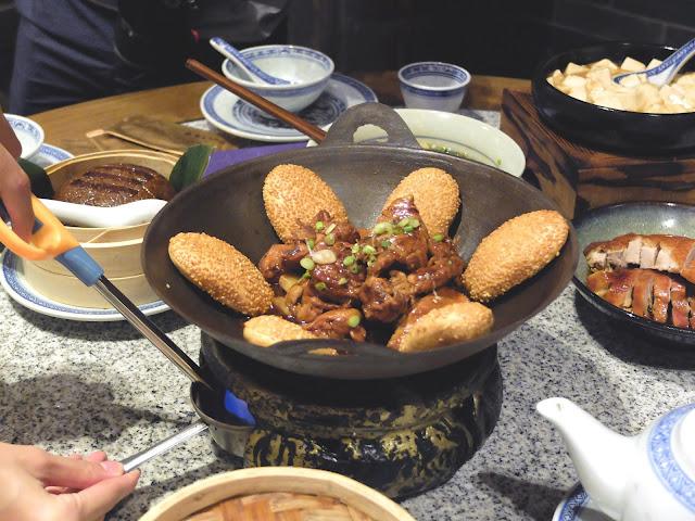 南京大牌檔 Nanjing Da Pai Dang Main - The Best of China's Favourite Restaurant (Plaza Singapura)