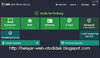 tampilan design Modern Windows 8