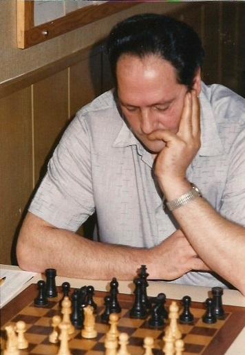 El ajedrecista Raül de Sousa Flores i Gómez