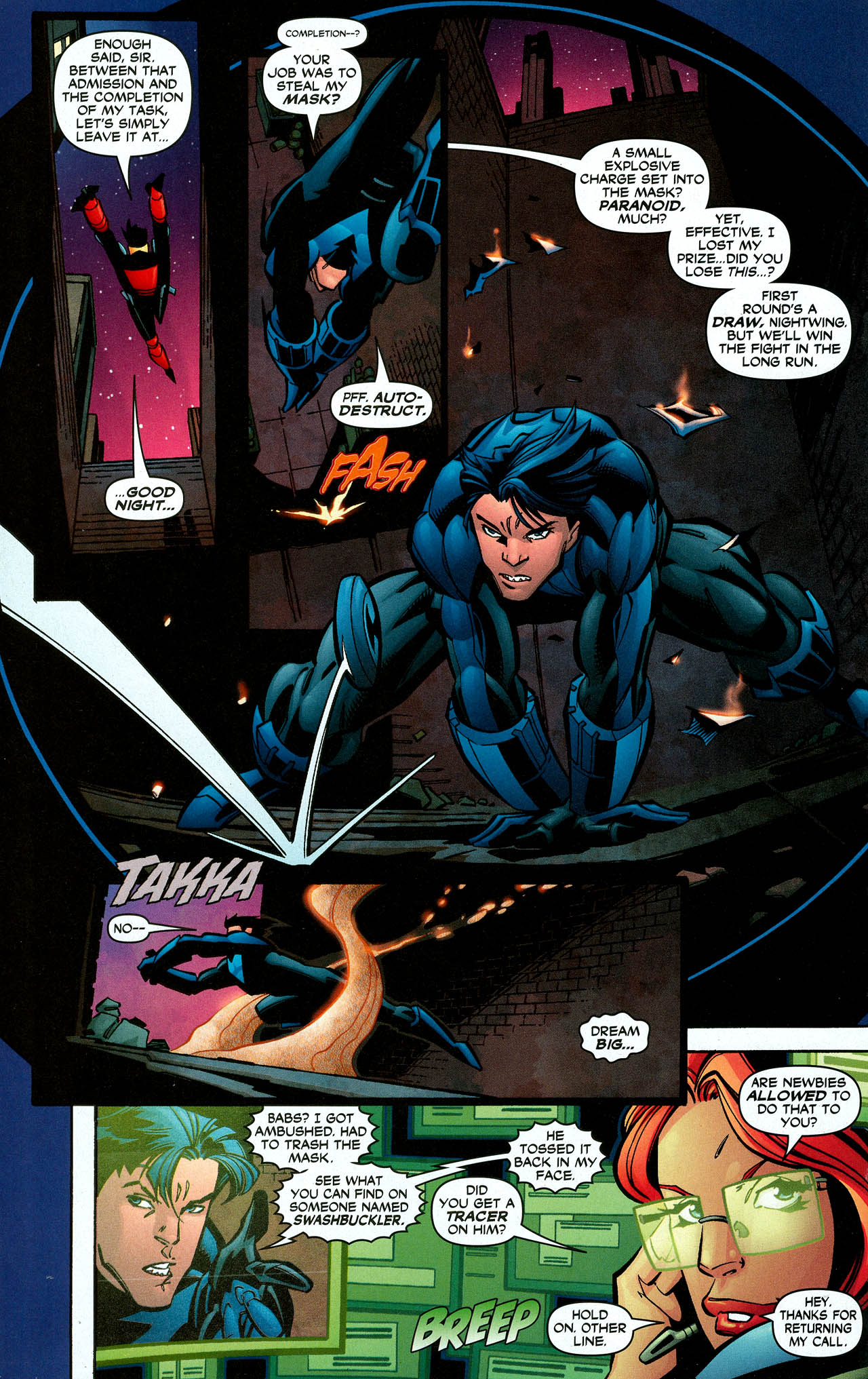 Read online Trinity (2008) comic -  Issue #9 - 27