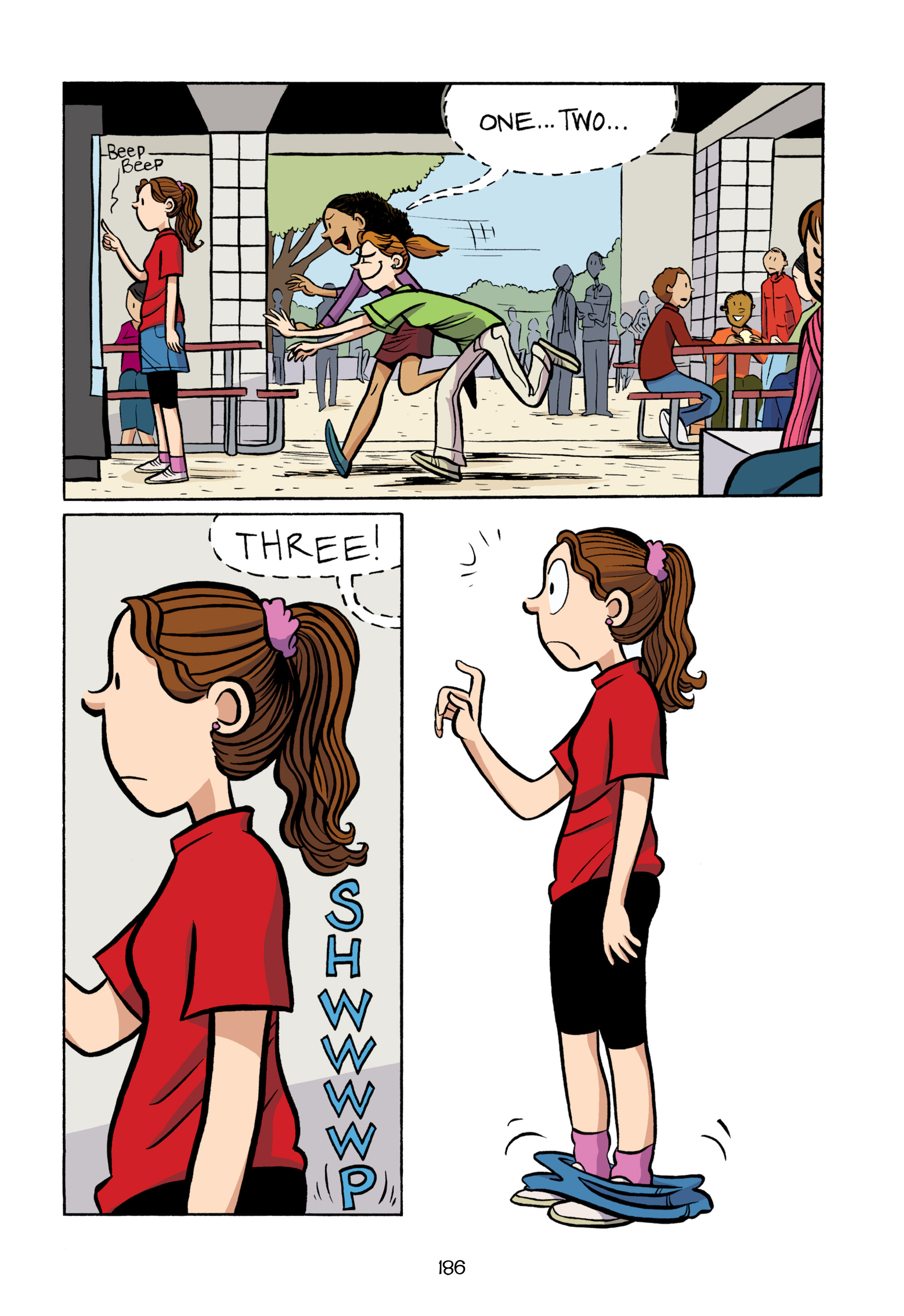 Read online Smile comic -  Issue # TPB - 192
