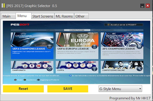 Graphic Selector Tool v0.5 by Mr HH17