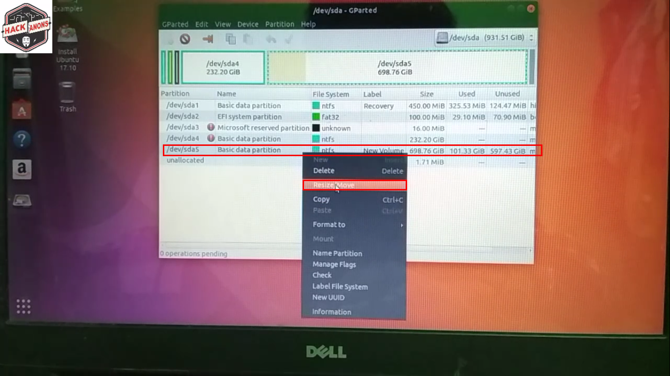 Dual boot New Ubuntu 17 10 with Windows10 and Windows 8 1