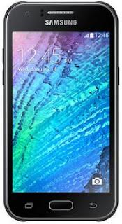 Mengatasi Samsung Galaxy J1 SM-J100H Bootloop dengan flash ulang