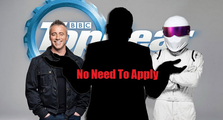 No Replacement For Evans At Top Gear; Show Will Go On Without Him