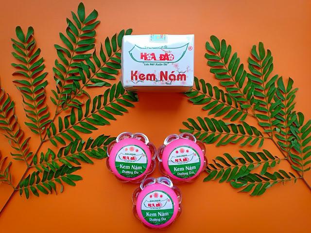 Kem Tri Nam Hoa Dao