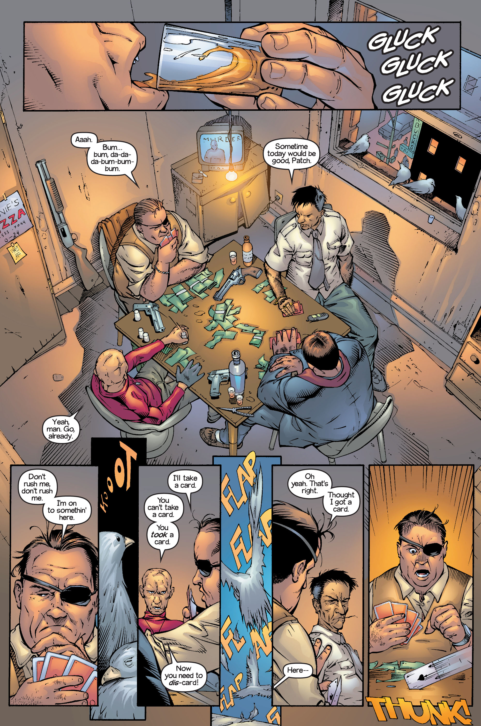 Read online Ultimate X-Men comic -  Issue #14 - 3