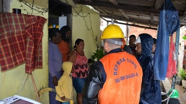 São Pedro da Aldeia segue em estágio de atenção até domingo (11/11) e chuva passa dos 90mm