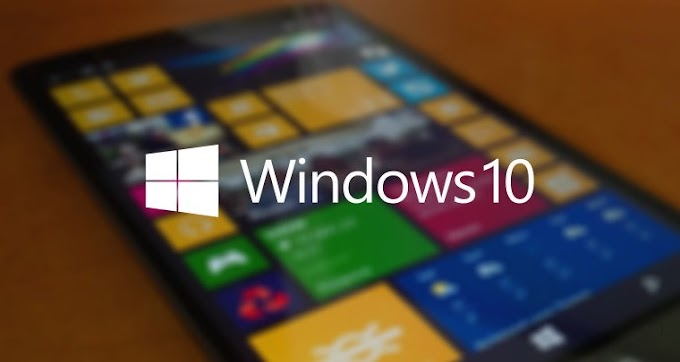 """Leaked images reveal features of the system """"Windows 10"""" for mobile"""