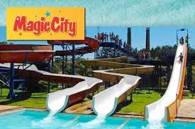 Atrações Parque Aquátivo Magic City 2015