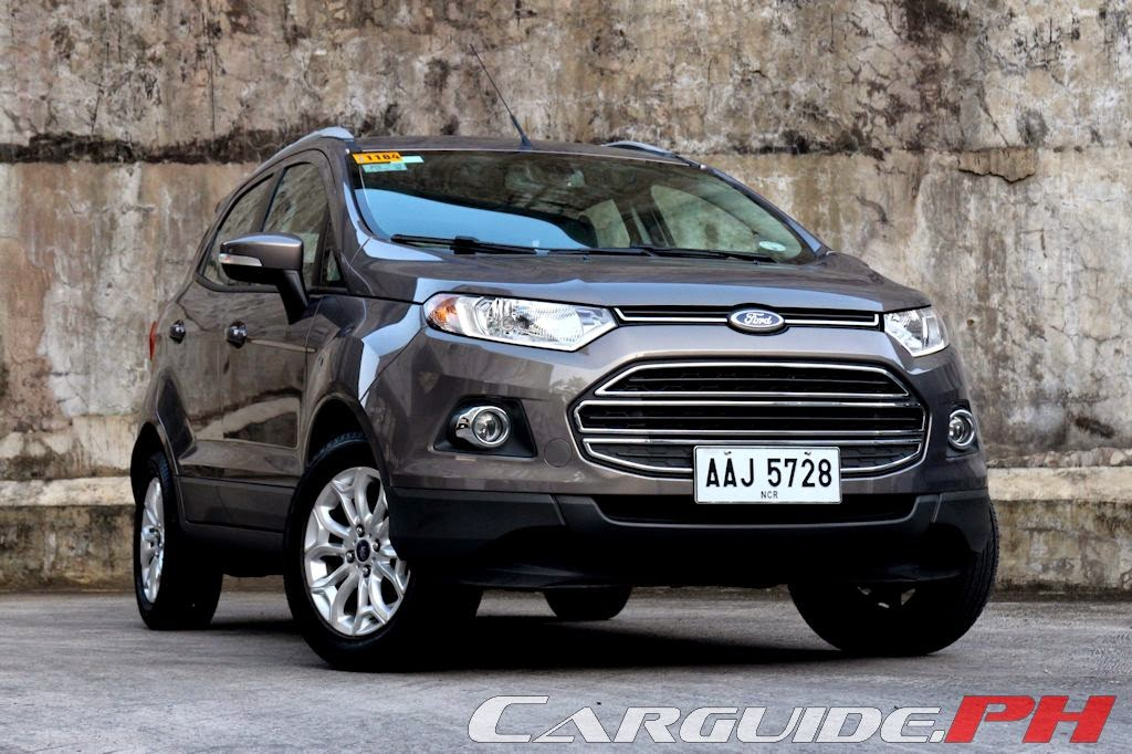 review 2014 ford ecosport 1 5 titanium philippine car. Black Bedroom Furniture Sets. Home Design Ideas