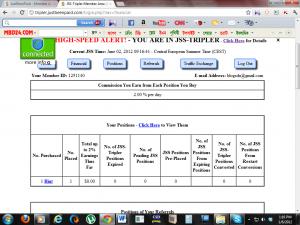 Payza (Alertpay) and Liberty Reserve Dollar দিয়ে শেয়ার কিনে অনলাইন আয়, যত শেয়ার তত ইনকাম + টিউটোরিয়াল গাইড + Payout Proof =25 june 2012