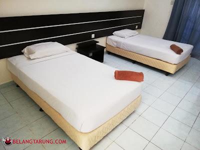 Katil Bilik Tanjung Demong Resort