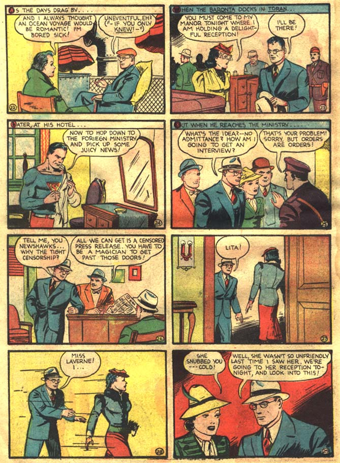 Action Comics (1938) 22 Page 5