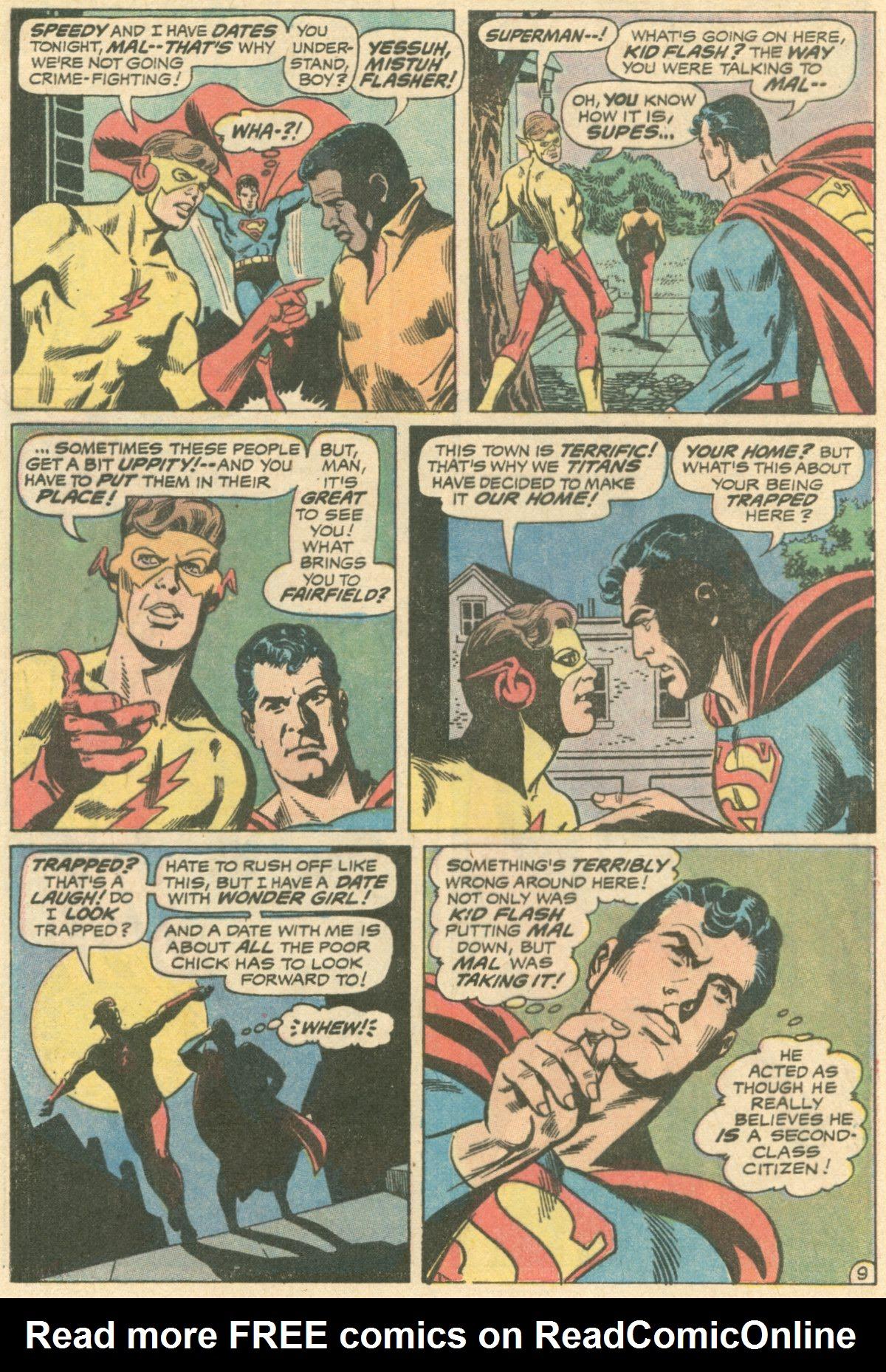 Read online World's Finest Comics comic -  Issue #205 - 12