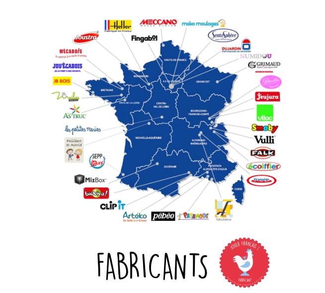 fabricants de jouets français