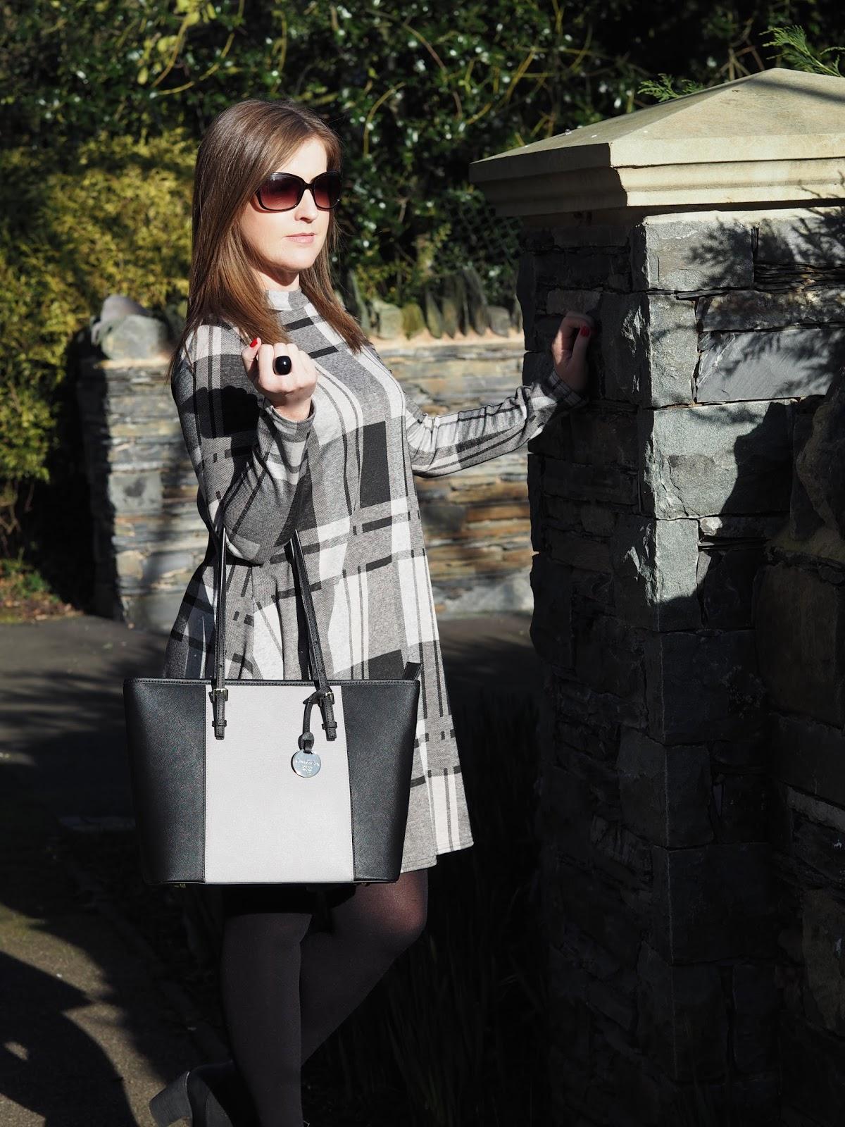 Primark swing dress