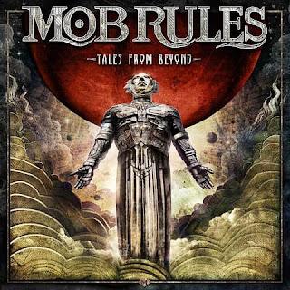 """Το lyric video των Mob Rules για το τραγούδι """"Somerled"""" από τον δίσκο """"Tales from Beyond"""""""