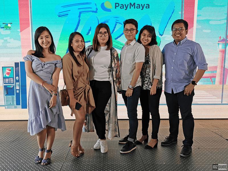 PayMaya executives