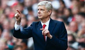 Wenger for England