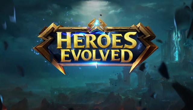 game populer heroes evolved