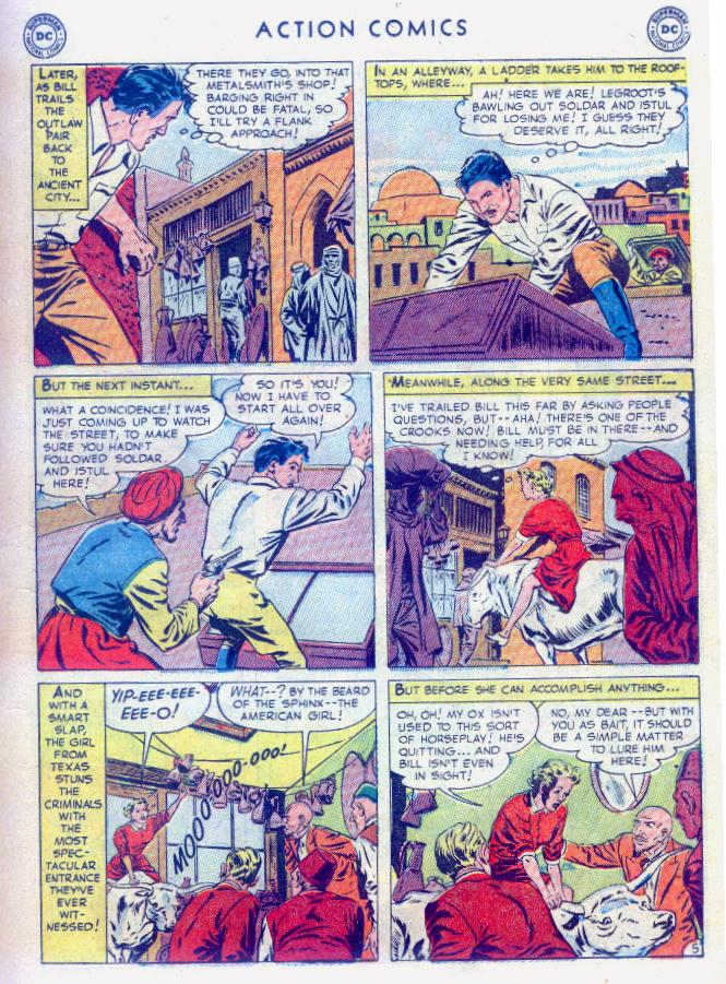 Read online Action Comics (1938) comic -  Issue #159 - 21
