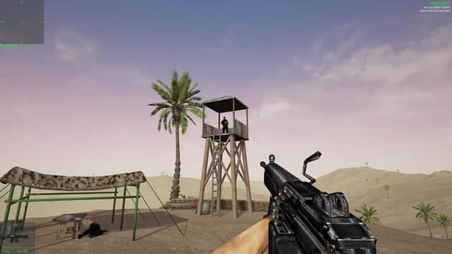 Desert Thunder: Strike Force PC Full