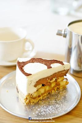 大埔 懷仁街 林村 大菴村 家品店 a Beautiful store Banoffee Pie