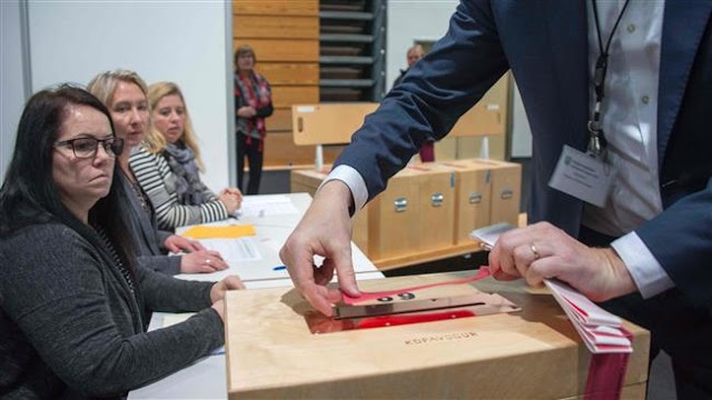 Icelandic voters favour Independence Party