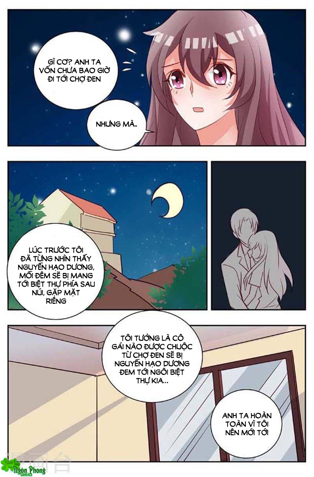 Hào Môn Tiểu Lão Bà_chap 174