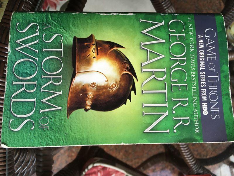 0dfbfa5a87e Game of Thrones - A Storm of Swords