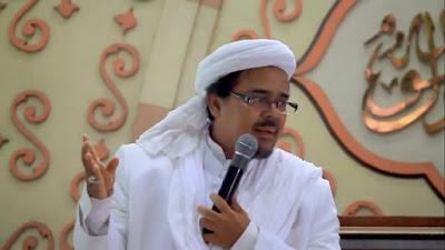 """FPI Rilis Tulisan Bantahan Ceramah Ustadz Riyadh bin Badr Bajrey """"Haramnya Demonstrasi"""""""