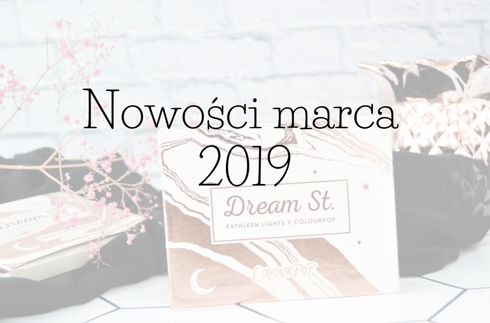 Nowości zakupowe marca 2019