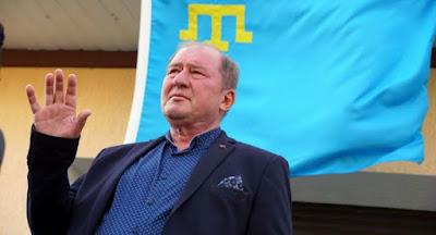 Российский суд приговорил Умерова к 2 годам колонии